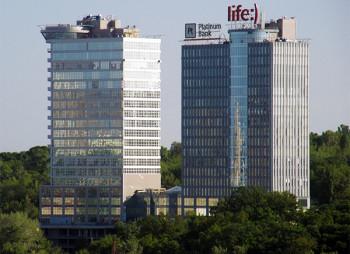 Dragon Capital купила киевский бизнес-парк Horizon Park Business Center