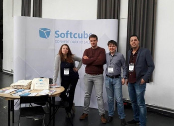The Ukrainian BigData - project Softcube was included in Techstars Berlin and attracted 120 thousand dollars