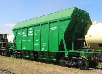 Hopper-vagon