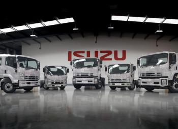 ISUZU-Trucks- Ukraine