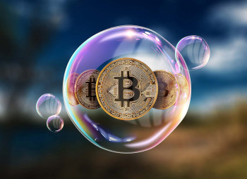 crypto-bubble