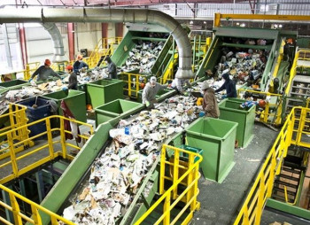 ICU will build the largest plant for processing waste in Ukraine