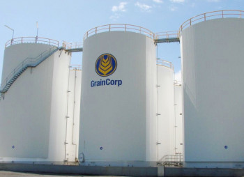 GrainCorp opens grain trading office in Ukraine