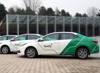 Taxify-fleet-Tallinn