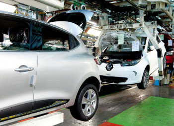 Renault considers manufacturing cars in Ukraine