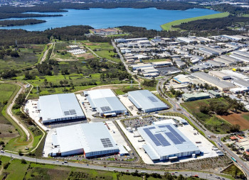 Industrial Business Park