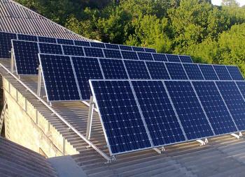 15 тыс. украинских домохозяйств вложили 300 млн. евро в солнечные панели