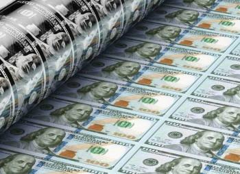 В следующем году Украина планирует занять $4,9 млрд. на внешних рынках