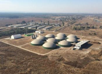 МХП запустил первую очередь крупнейшего биогазового комплекса