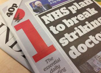 Британская медиакомпания The Daily Mail приобрела газету i за £49,6 млн