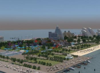 Грандиозный проект на Одессчине: город-курорт 'Дунайя' может привлечь $2,5 млрд