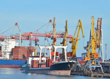Николаевский порт 'Ольвия' сдан в концессию за 3,4 млрд. грн