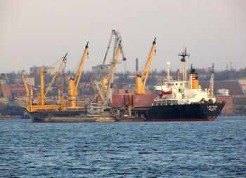 Китайская COFCO планирует расширить свой терминал в Николаевской морпорту