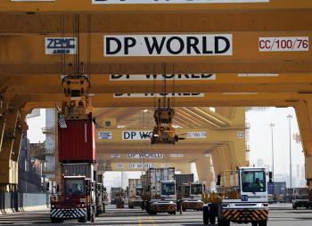 Крупнейший портовый оператор покупает контроль над украинским терминалом ТИС
