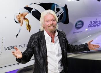 Ричард Брэнсон продаст акции Virgin Galactic на $0,5 млрд. ради спасения бизнеса