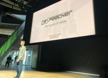 Украинский стартап Respeecher привлек инвестиции от ICU