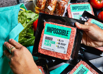 Стартап Impossible Foods привлек $0,5 млрд. от ряда фондов