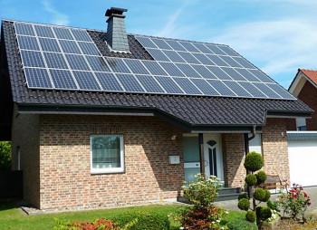Украинцы инвестировали €0,5 млрд. в солнечные панели