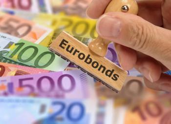 Украина успешно провела первое размещение евробондов после отставки Смолия