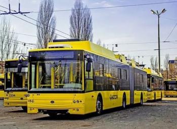Харьков возьмет €10 млн. у ЕИБ на закупку троллейбусов