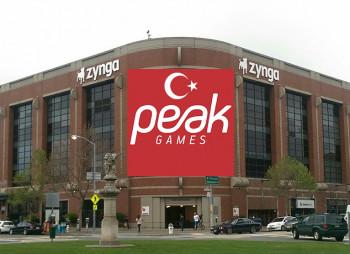 Разработчик игр Zynga приобрел конкурирующую Peak Games за $1,85 млрд