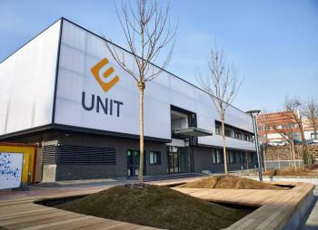 ЕИБ выделяет €50 млн. UNIT.City на строительство новых помещений