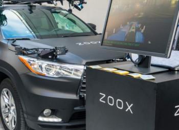 Amazon договорился о покупке создателя беспилотных авто Zoox за $1,2 млрд