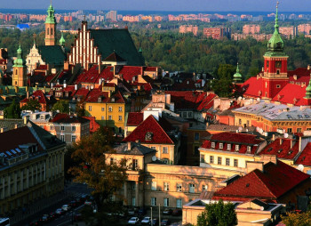 Ukrainians and Germans are major investors in property of Poland