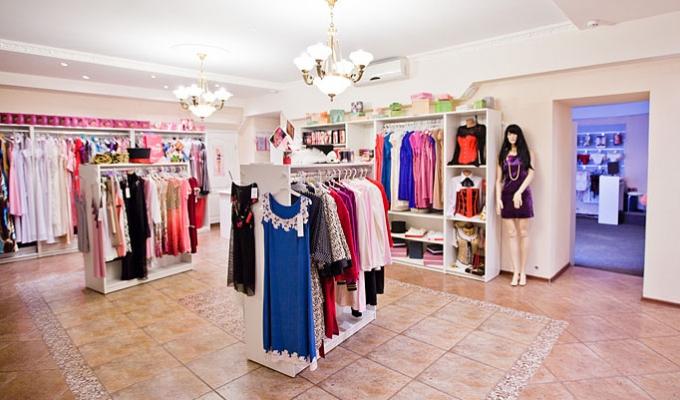 32cd2956 Магазин одежды в Крыму