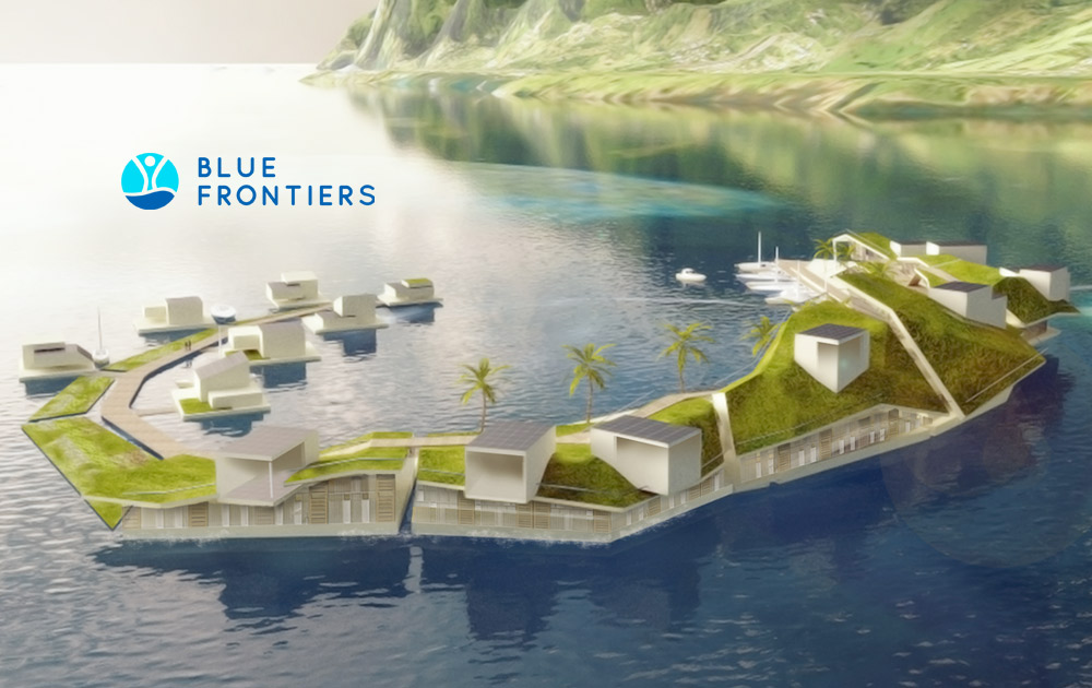 Blue Frontiers
