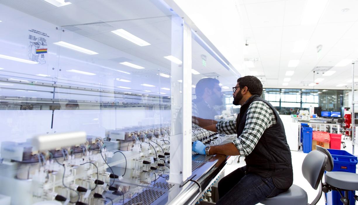 Bayer & Ginkgo Bioworks Ag Biotech Company - AgTech