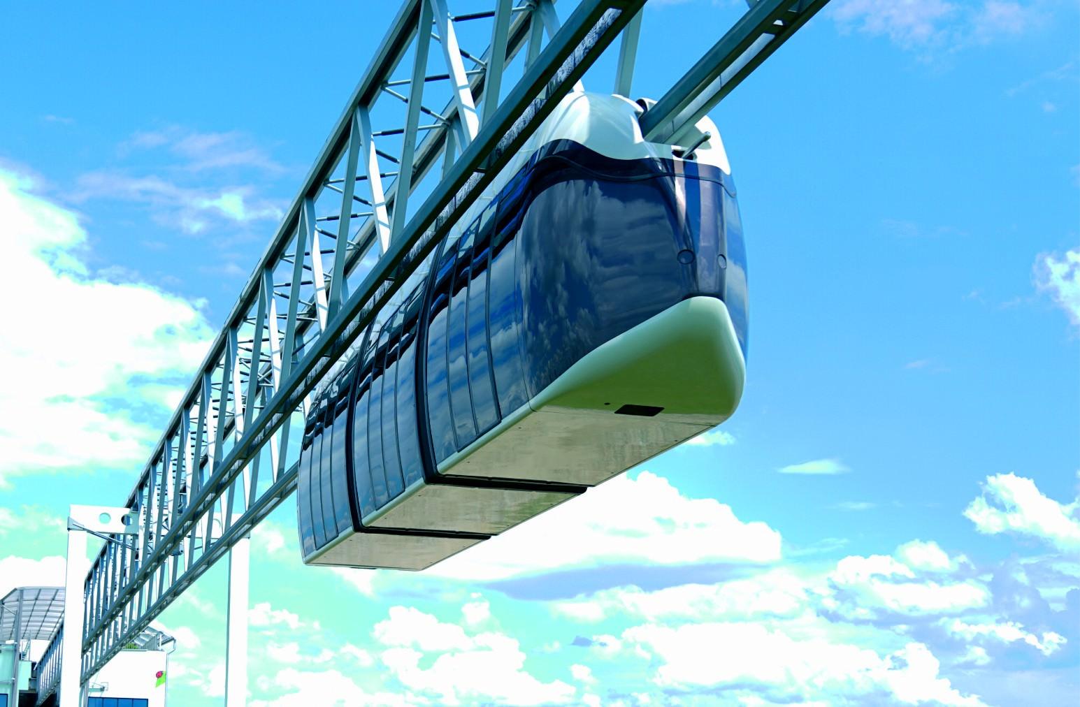 SkyWay - технологии - капсула - транспорт
