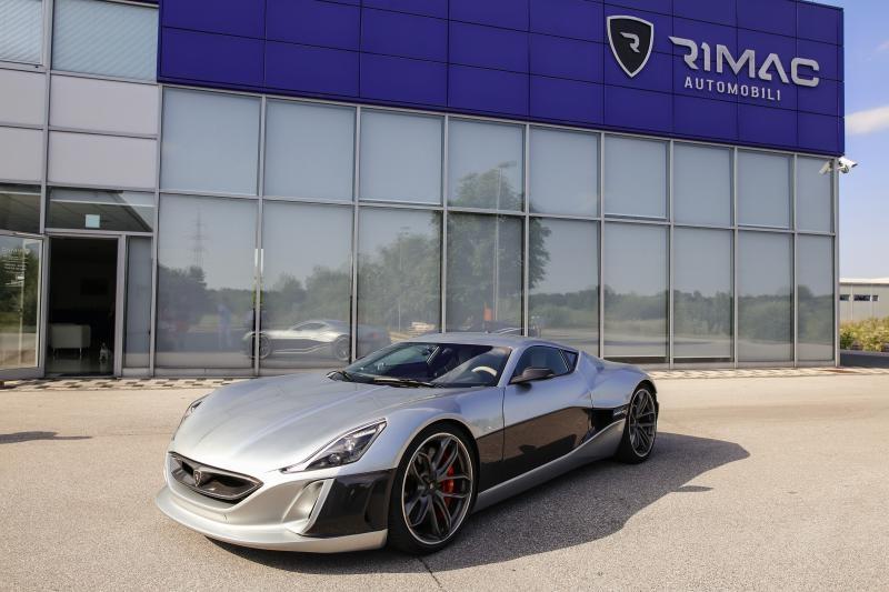 Хендай Motor Group будет разрабатывать экологичные автомобили вместе с Rimac