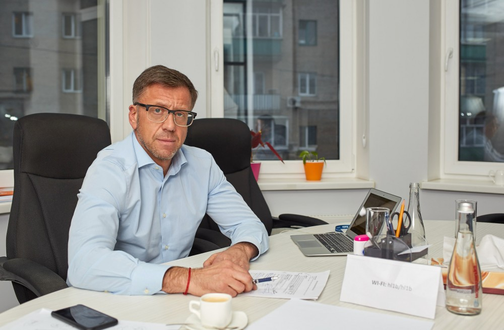 HD-group Борис Шестопалов