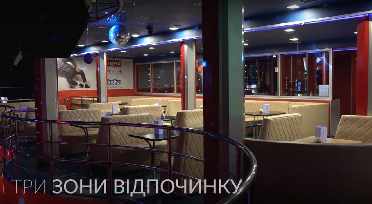 Суши бар ночной клуб фитнес клубы юг москва